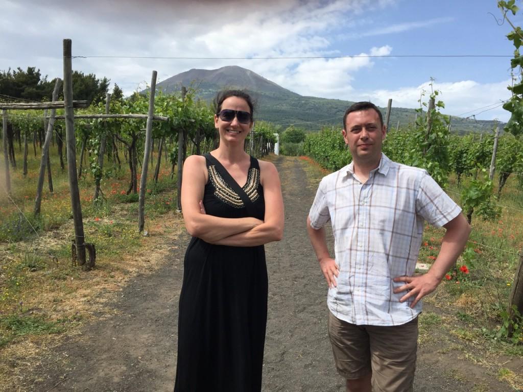 Volvanic vines